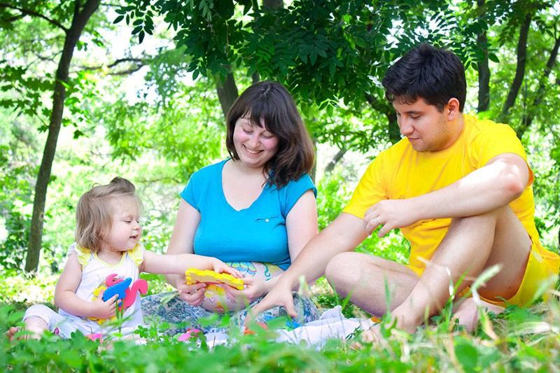 крепкая семья и осознанное родительство