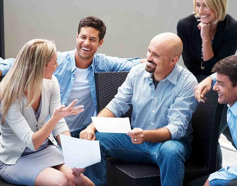 успешный разговор и достижение цели