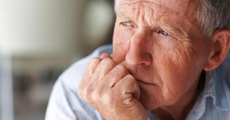 страх одиночества пожилых людей