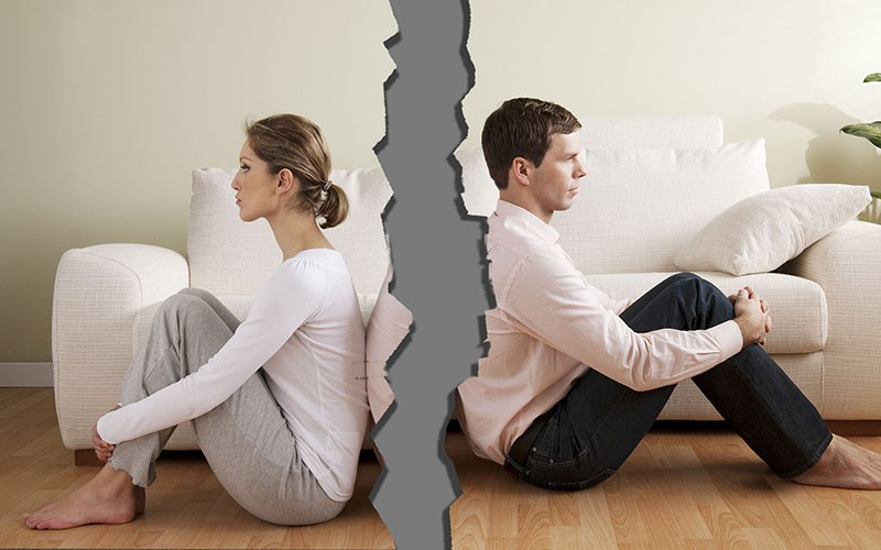 страх одиночества при разводе