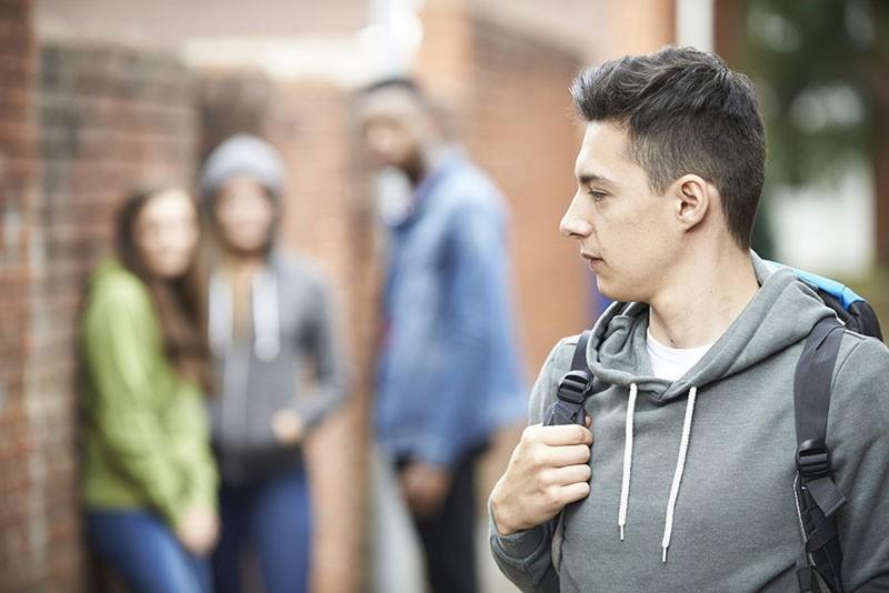 страх одиночества молодого человека