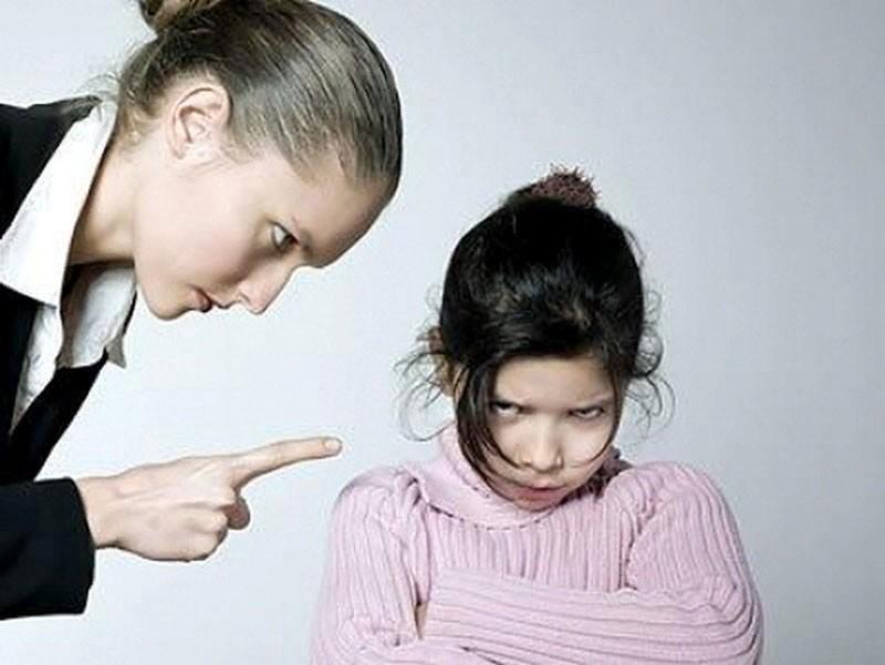 авторитарный стиль общения в воспитании детей
