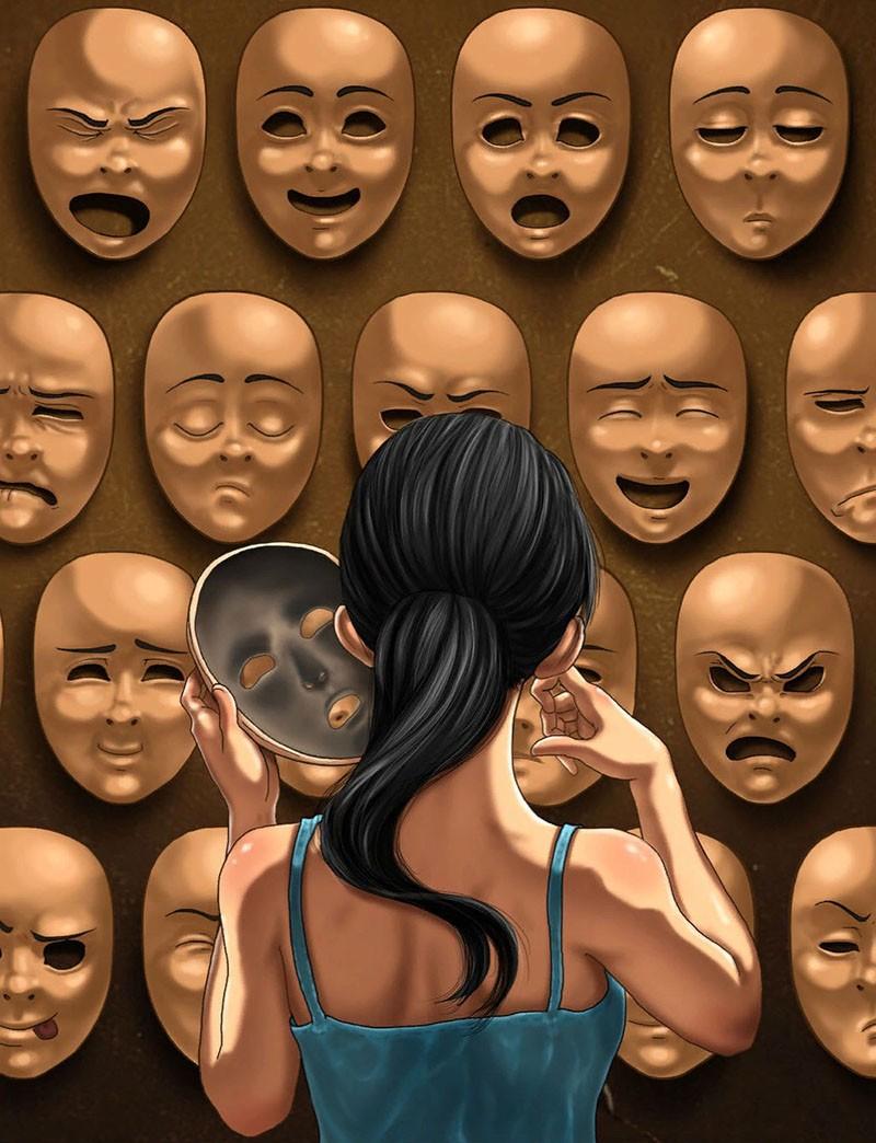 маски жизни