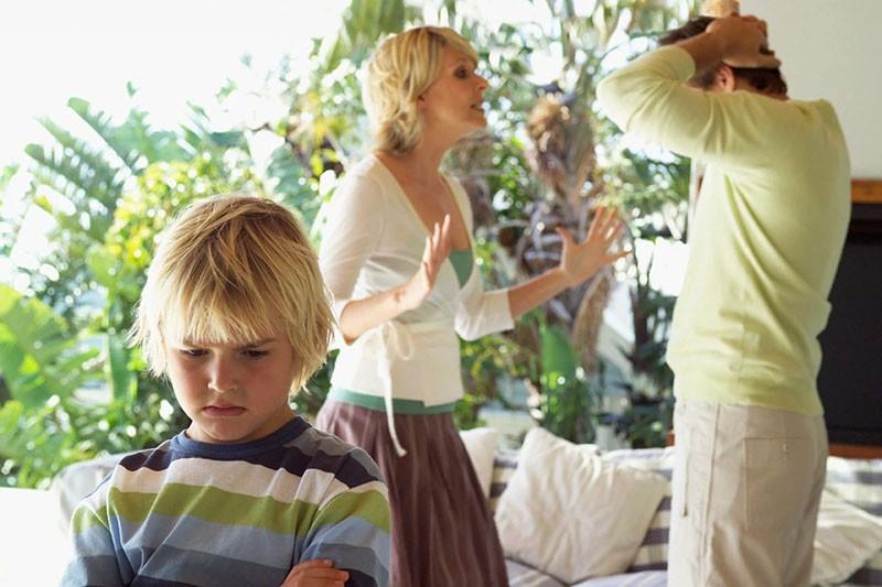 семейная психология конфликт