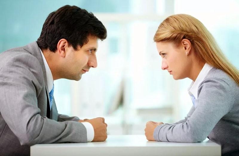 формирование барьеров общения