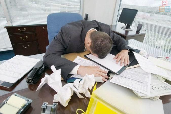 особенности профессионального стресса