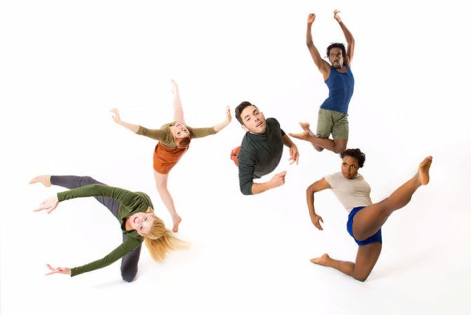 танцевально-двигательная терапия