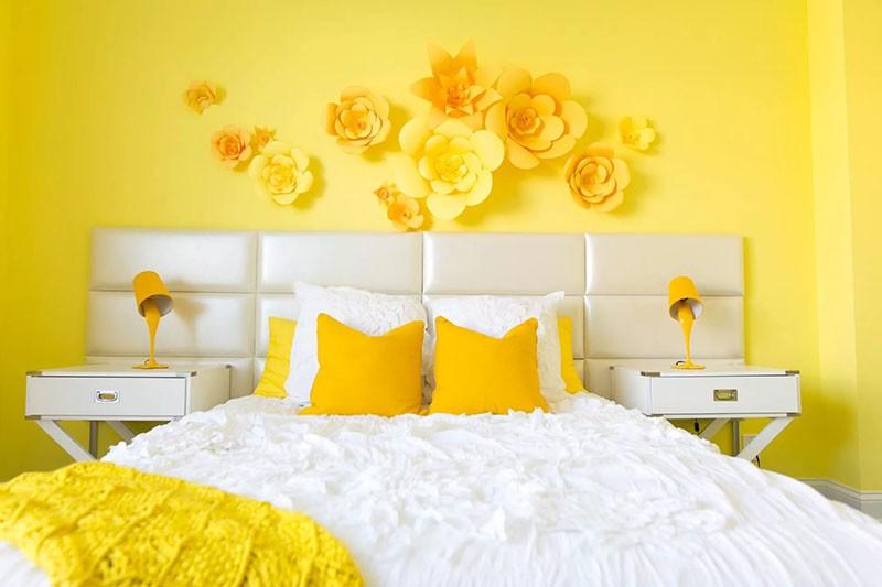 желтый цвет в психологии человека