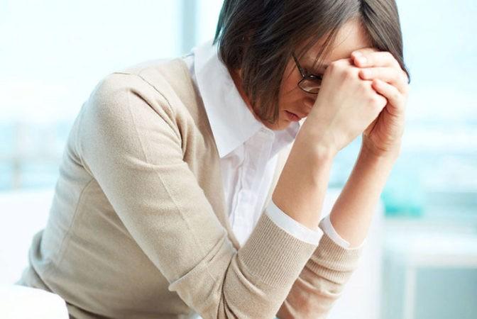 отрицательное влияние стресса на организм человека
