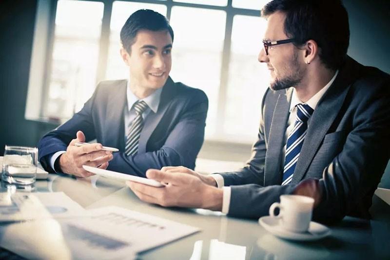 процесс делового общения