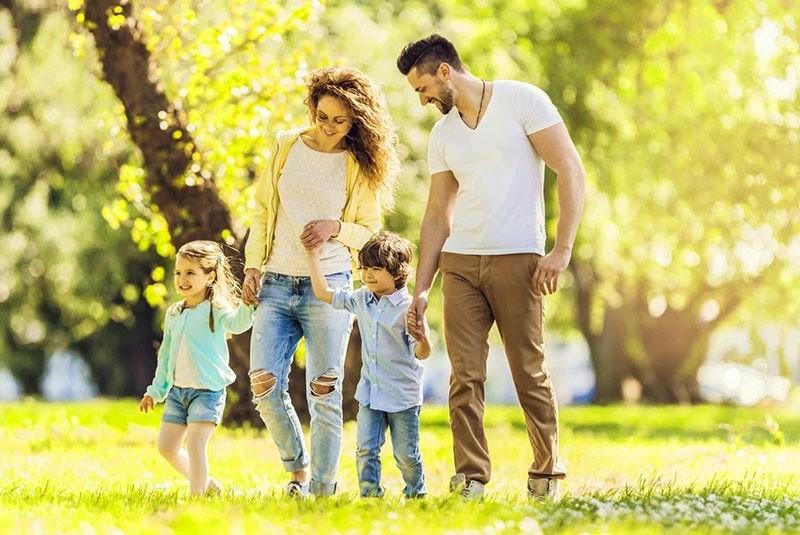 существующие типы семей