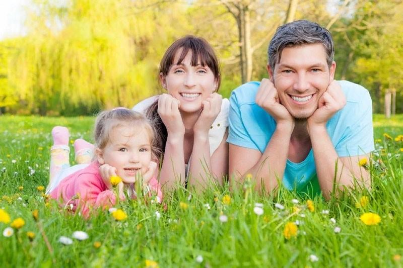 современная традиционная семья