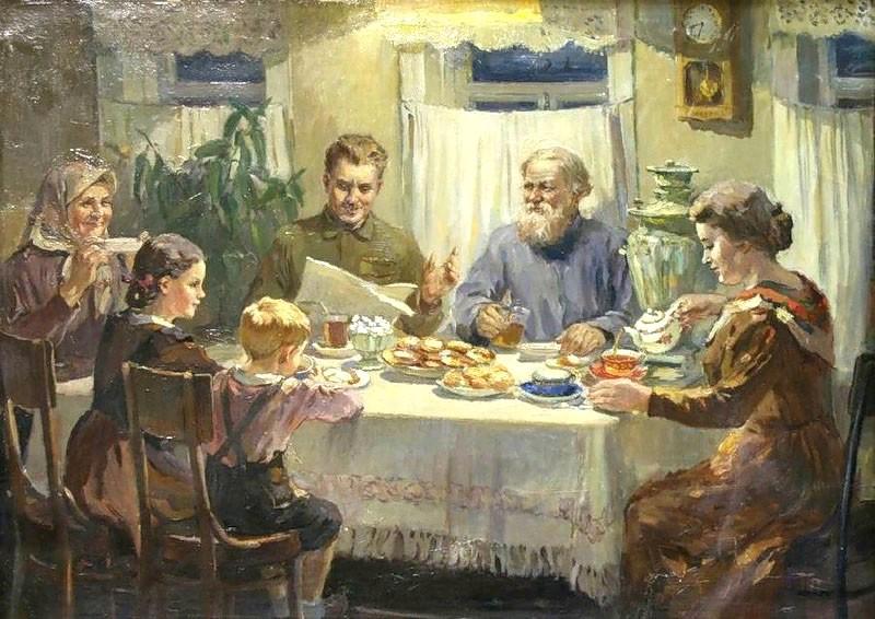виды традиционных семей